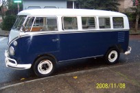 New Wheels: 1965 VW Bus
