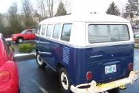 New Wheels: 1965 VW Bus