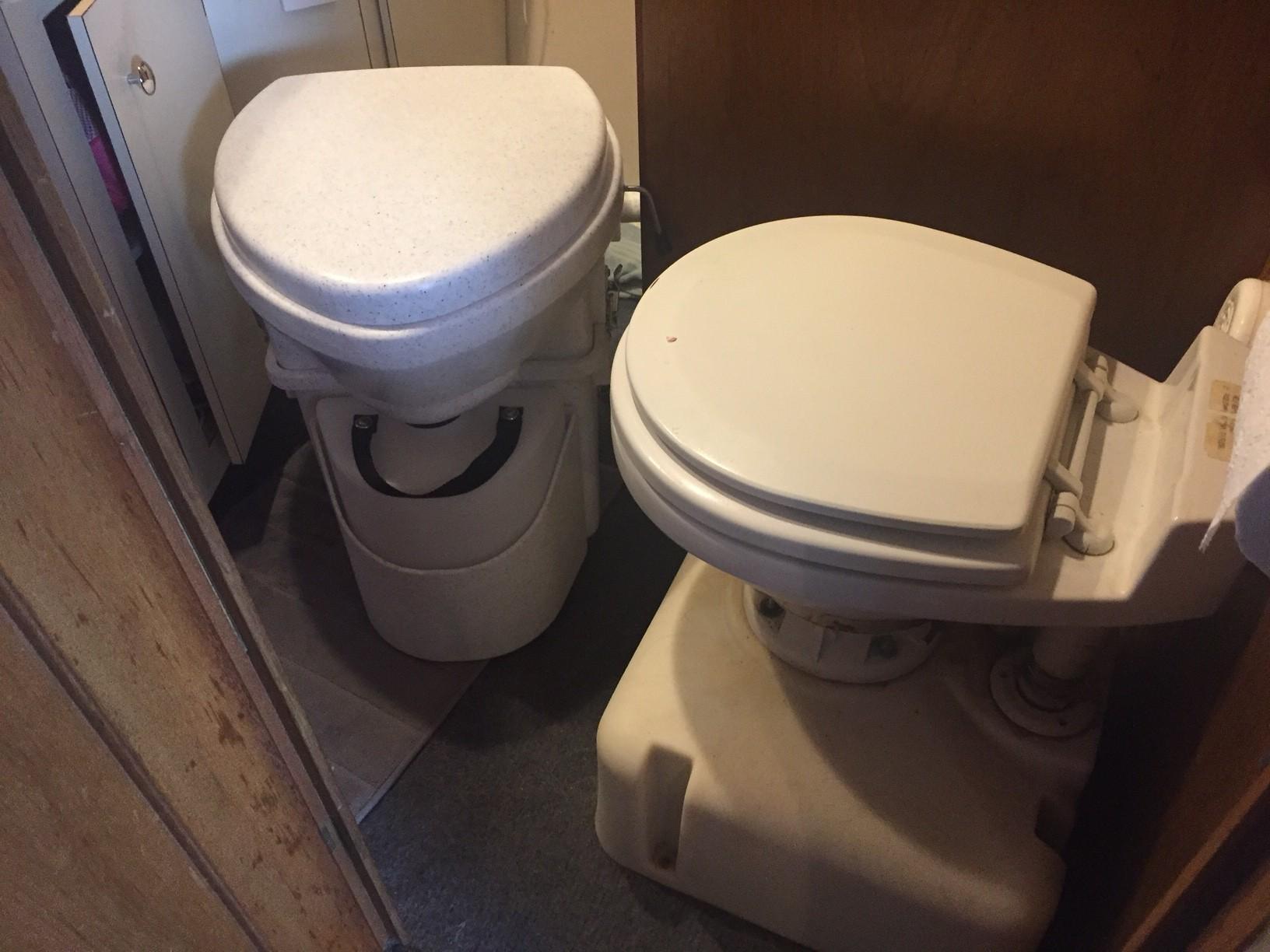 Nature S Head Composting Toilet Review Ben Lobaugh Online